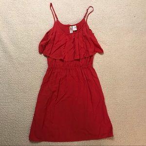 Mimi Chica flowy top dress